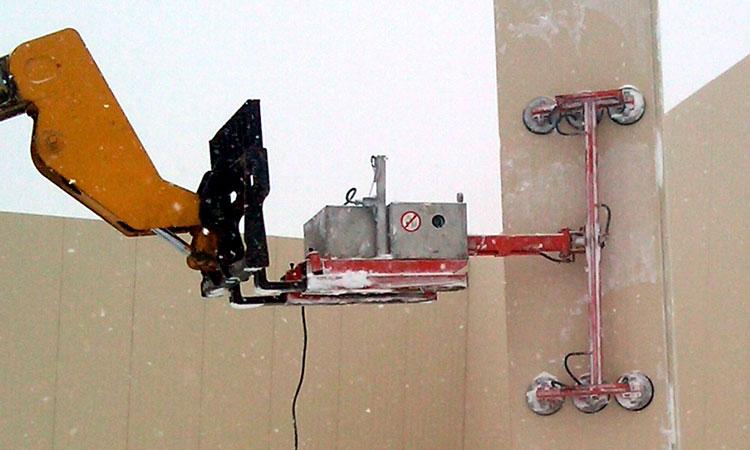 Vacuum Lifter Rental Structural Panels Inc
