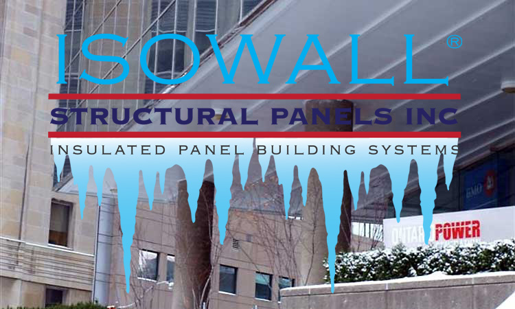Isowall Insulated Wall Panels Structural Panels