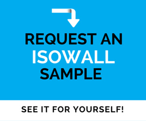 Request an Isowall sample