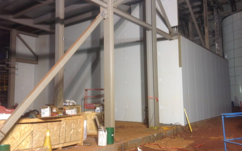 Iron Ore Mining Buildings Structural Panels Inc