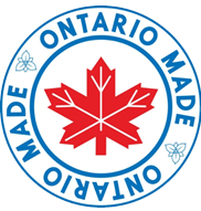 Symbol for Made in Ontario for Structural Panels