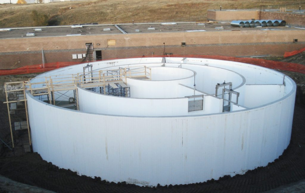 Wastewater PVC Wall Panels for Aquaculture